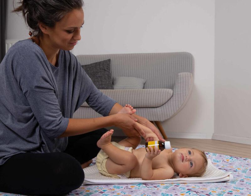 bababőr ápolása